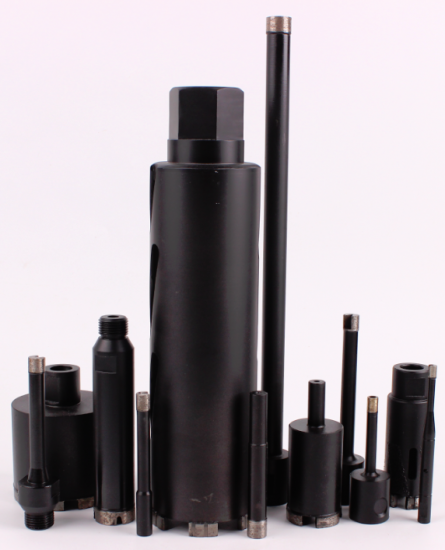 diamond core drill,diamond core drill bit,mata bor diamond core drill