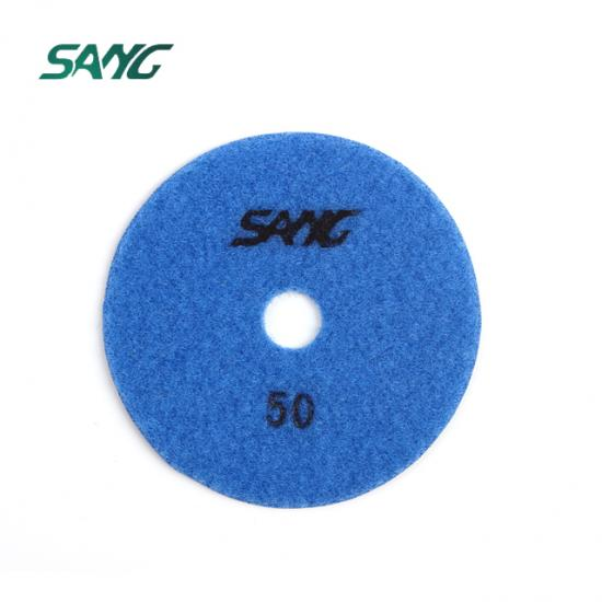 diamond polishing pad, angle ginder