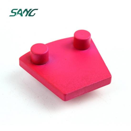concrete abrasive tools,flooring tools,arrow head grinding block