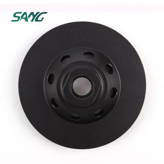 Turbo cup wheel,China 4 inch cup wheel,concrete grinding wheel