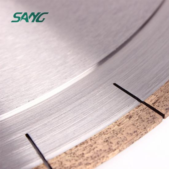 Diamond saw blade for marble, diamond cutting disc, cutting discfor marble