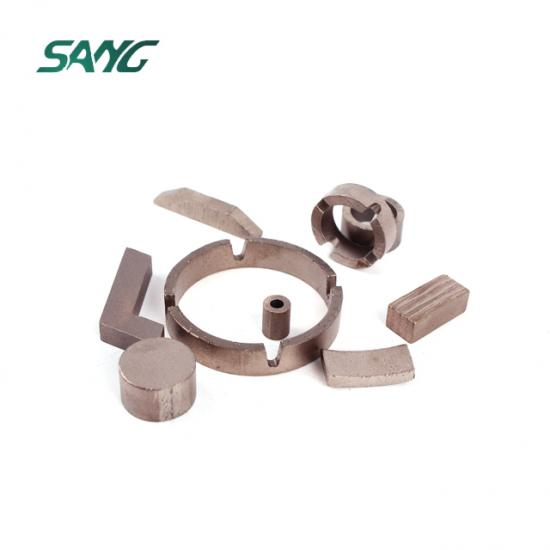 diamond segment for granite, cutting segments, granite block diamond segment