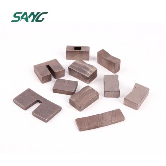 wholesale diamond segments for granite, cutting segments, china diamond segment