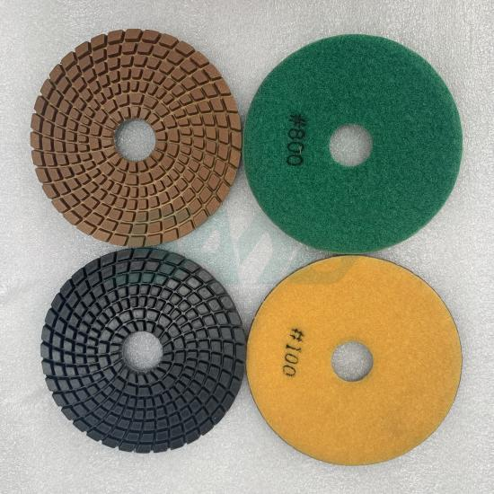 4 inch polishing pads,diamond polishing pads for angle grinder,diamond polishing pad factory