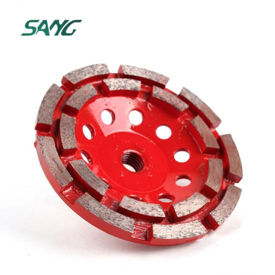 Double Row Grinding Wheel
