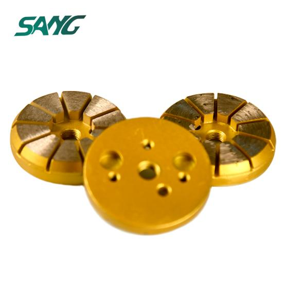 Concrete Metal Bond Diamonds Floor Polishing Pad