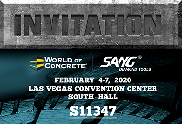 World of concrete 2020 in the USA